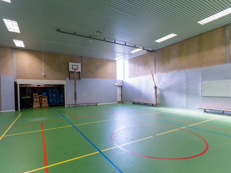 Sportzalen Gomarus scholengemeenschap -7