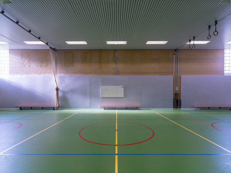 Sportzalen Gomarus scholengemeenschap -8