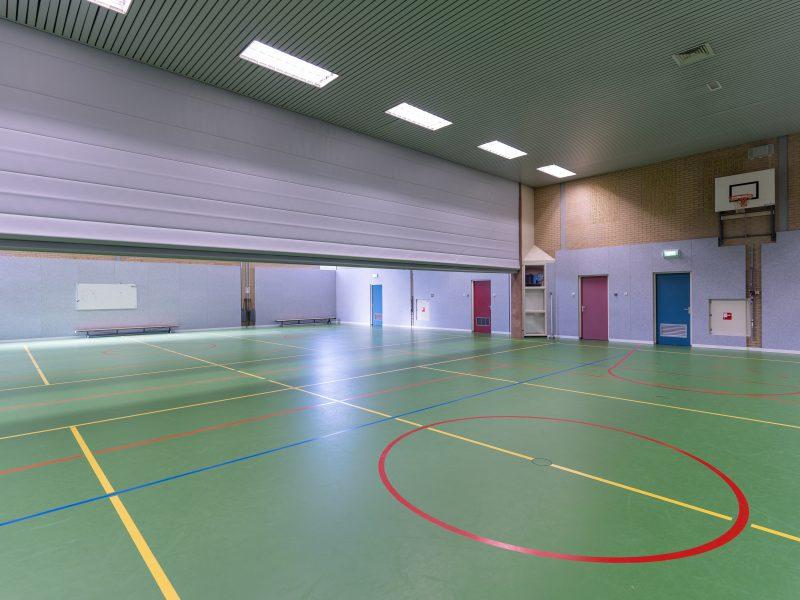 Sportzalen Gomarus scholengemeenschap -4