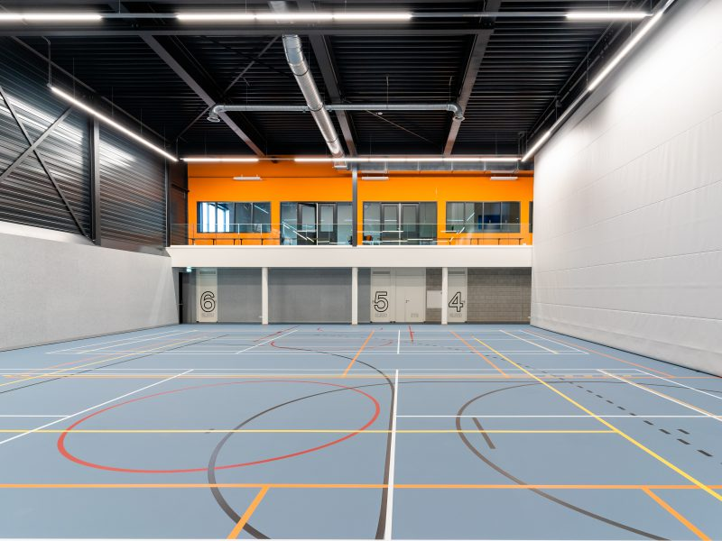 sporthal Giessenburg